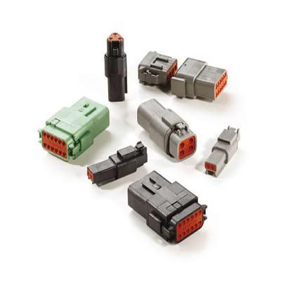 deutsch connectors DT
