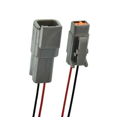 deutsch connectors dtm