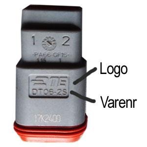deutsch connector original