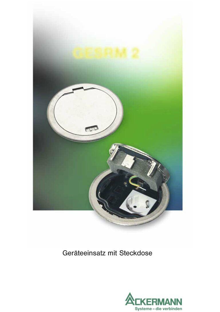 GES M2 - tysk tekst