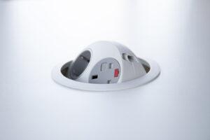 PANDORA OE Electrics hvid roterende oplader