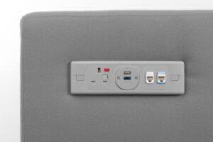 PUMA OE Electrics grå grey 1xUKF 1xTUF A+C 1xRJ