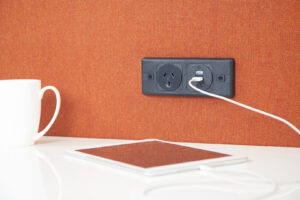 PUMA OE Electrics sort 2 modul i brug