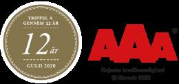 AAA-Gold_86x106px 12 år