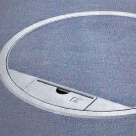 rund gulvboks - GES RA9-10
